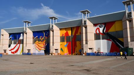 Il nuovo volto della Cittadella del Carnevale di Viareggio