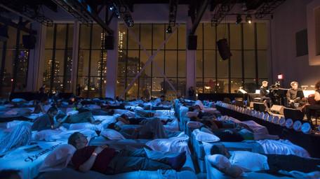 Max Richter, Sleep: (contro)rivoluzione