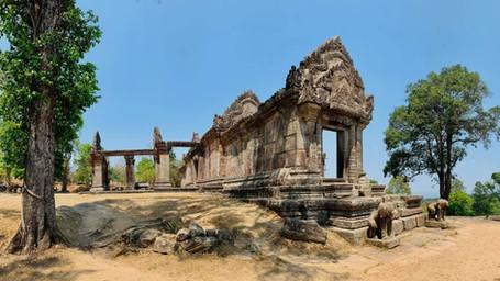 Preah Vihear, Cambogia