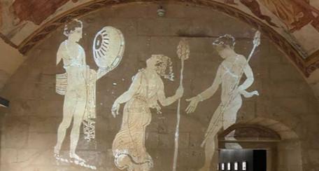 Le Menadi Danzanti in mostra al Museo Castromediano a Lecce