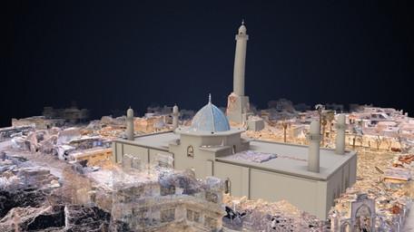 From Mosul to Palmyra, la ricostruzione 3D dei siti distrutti da guerra e fanatismo