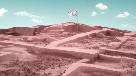 #PEACE, il progetto di  Mohammad Hassan Forouzanfar