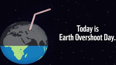 L'Earth Overshoot Day è oggi, ma è troppo presto