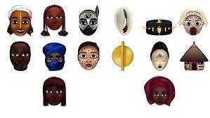 O'Plérou Grebet, il designer che ha creato le emoji per raccontare l'Africa sui social media