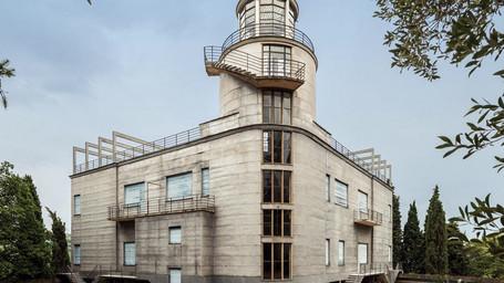 Villa Girasole, il sogno di bio-edilizia moderna a risparmio energetico