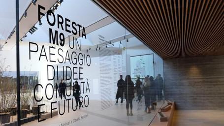 FORESTA M9 Un paesaggio di idee, comunità e futuro