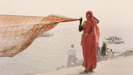 GANGA MA, il ritratto del Gange di Giulio Di Sturco