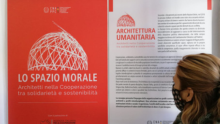 Lo Spazio Morale: gli architetti in mostra