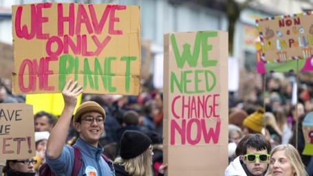Appello per costituire l'Internazionale del Clima