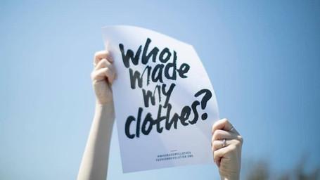 Fashion Revolution Week: la settimana per la moda etica e sostenibile