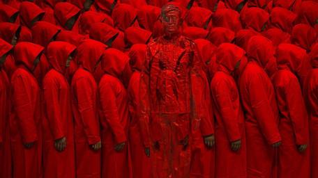 Liu Bolin, l'uomo invisibile