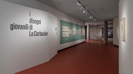 I Disegni giovanili di Le Corbusier 1902-1916