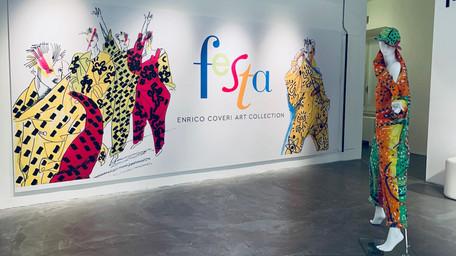Festa - Enrico Coveri Art Collection a Viareggio