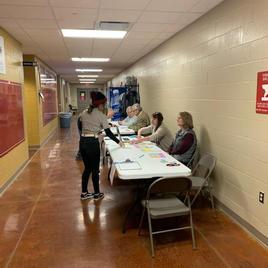 Registering for Caucus Night