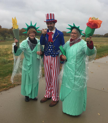 2018 Trick or Treat on the Trail