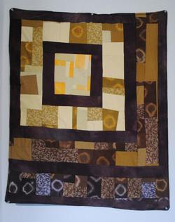 Fabric Dye & Sewn