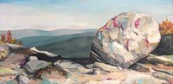 Oil Painting Boulder