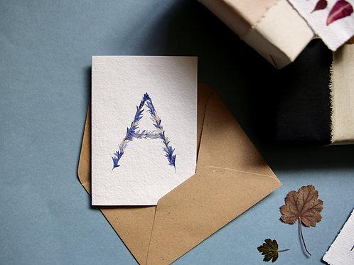Bespoke letter cards
