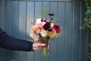 Caitlin's Bridal Bouquet