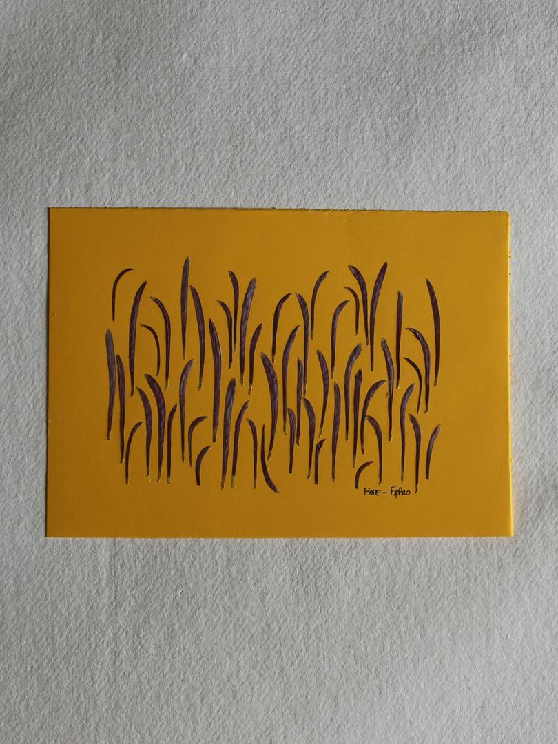 Cheeful chrysanthemum petals
