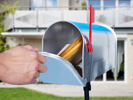 Direct Mail is far from dead!
