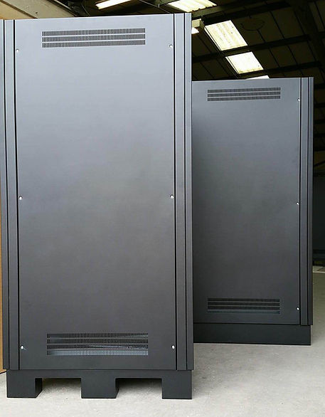 Sheet Metal Fabricated Cabinets