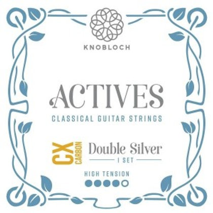 Cordes Knobloch Double Silver Carbon CX 500 ADC