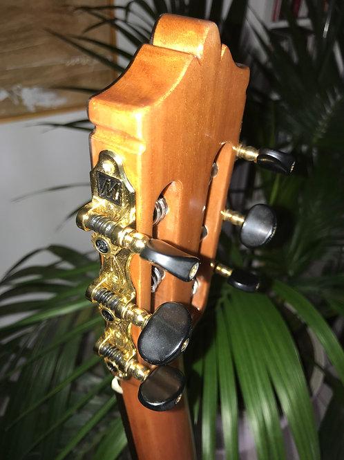 Guitare Flamenca Martinez Negra