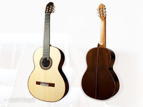 Guitare classique de concert Amalio Burguet AM