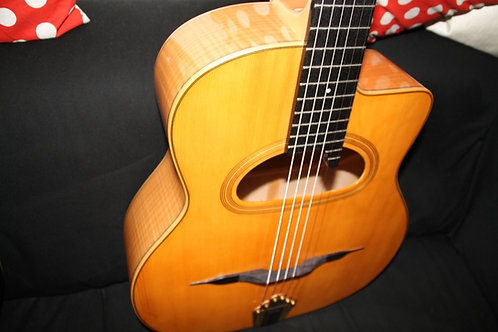 Guitare Jazz acoustique Gallato RS 39 mod 2009