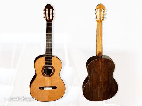 Guitare classique Amalio Burguet Studio