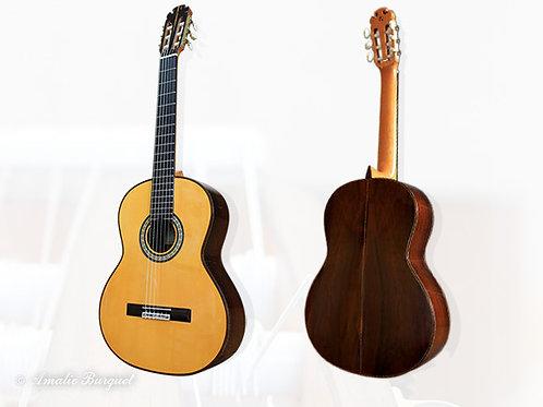 Guitare Flamenca de concert Amalio Burguet ABF Mixta