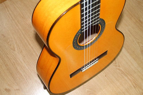 Guitare Flamenca Amalio Burguet Flamenco Nacar