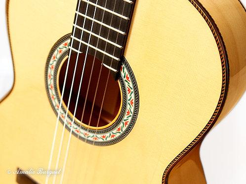 Guitare Flamenca de concert Amalio Burguet ABF