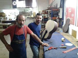 Amalio et Damian Burguet