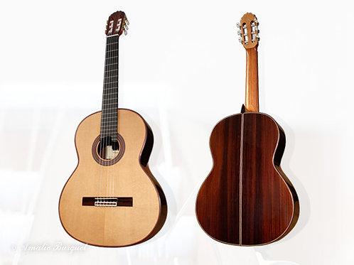 Guitare classique de concert Amalio Burguet 1A
