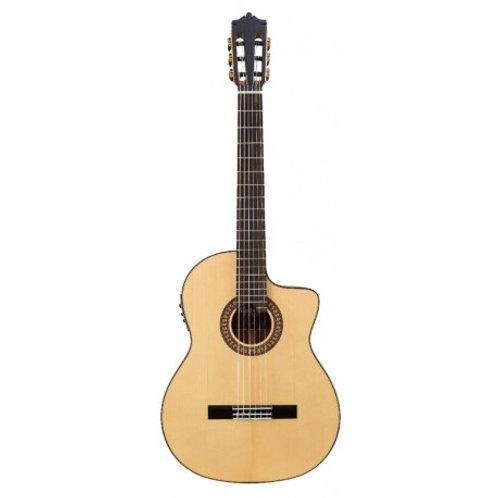 Guitare Flamenca Martinez MCG ASCE