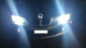 Audiosound | car audio stereo | Fog lights, HID's & LED hood emblem installed on BMW