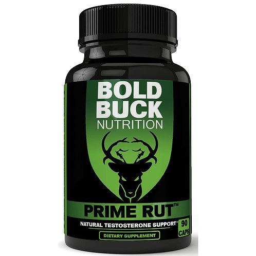 Prime Rut - Testosterone Booster