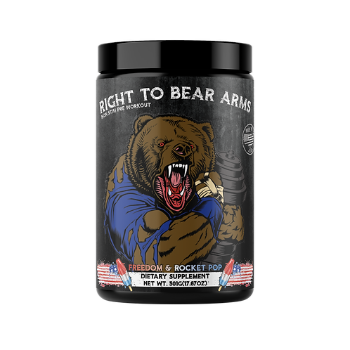 Right To Bear Arms Non Stim Pre Workout