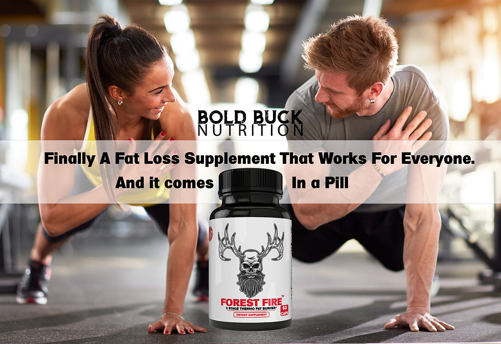 Bold Buck Finally a supplement that work