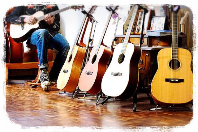ギター教室 日曜日コース 新規開講しました♪