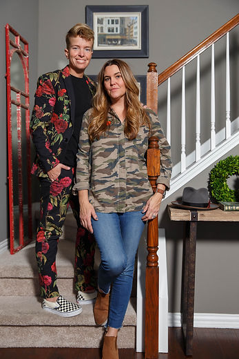 Daly & West is the parent production company of Lesbutante & The Boss, Sartorial Rebellion and Kelly Frances West Design. ​ Founded by Mitch Solorzano Daly and Kelly Frances West in Austin, Texas in 2013.