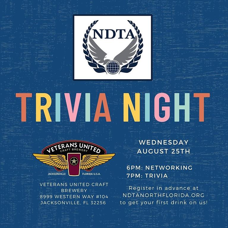 NDTA Trivia Night