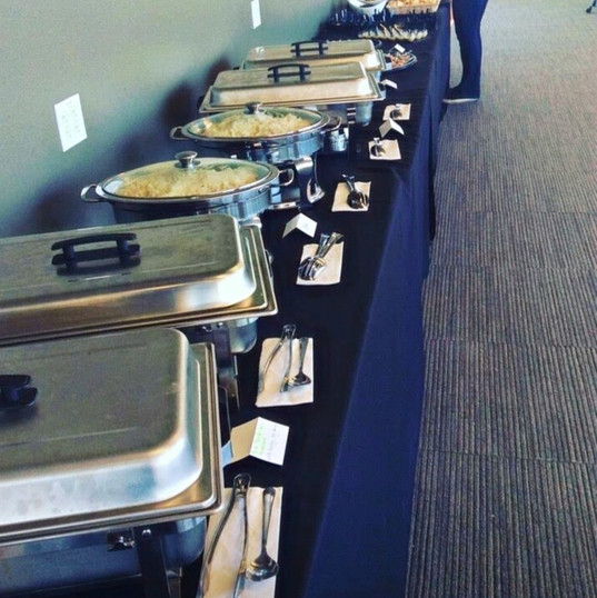 Hot buffet