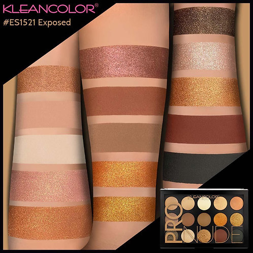 Palette Exposed Kleancolor
