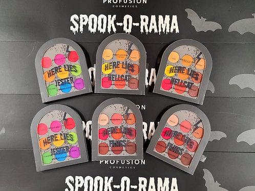 Paletas Spook Drama Profusión