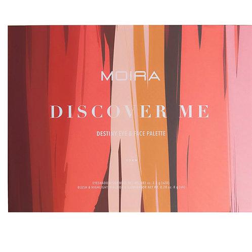 Paleta Moira Discover me