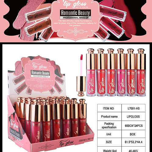 Lipgloss Romantic Beauty