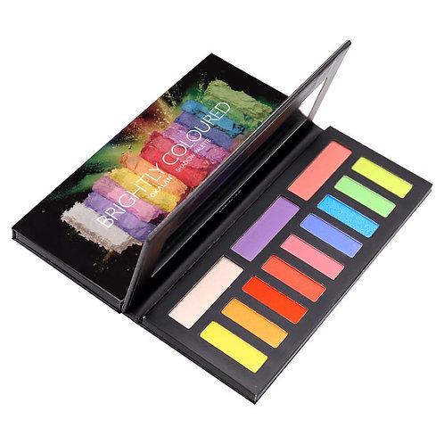 Brightly Coloured Okalan